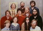 تشخیص چهره و انتخاب یک چهره از بین تمامی چهره های موجود در عکس:پروژهمتلبارزان-1
