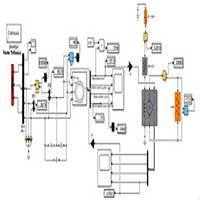 شبیه سازی اصلاح کارکرد موتور القایی سه فاز با ژنراتور DC