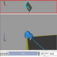 شبیه سازی ردیابی خودرو در سیمولینک متلب