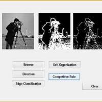 لبه یابی تصویر با استفاده از منطق فازی و شبکه عصبی همراه مقاله